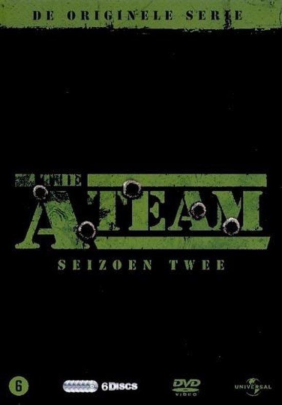 Cover van de film 'A-Team'