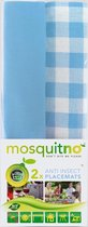 MosquitNo Anti-Insect Placemat Lichtblauw