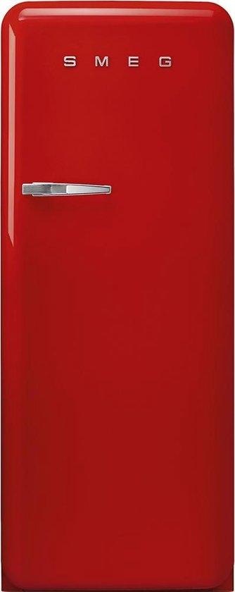 Koelkast: Smeg FAB28RR1 -  Koelkast - Rood, van het merk Smeg