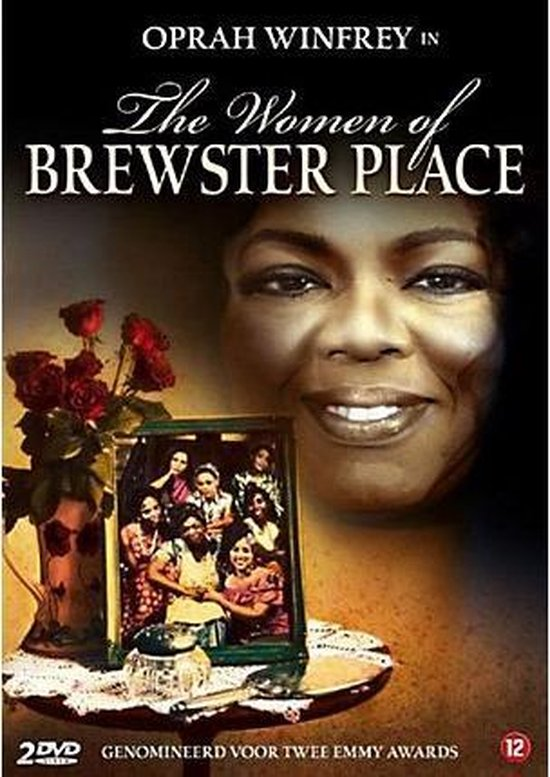 Cover van de film 'Women Of Brewster Place'