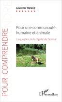 Pour une communauté humaine et animale