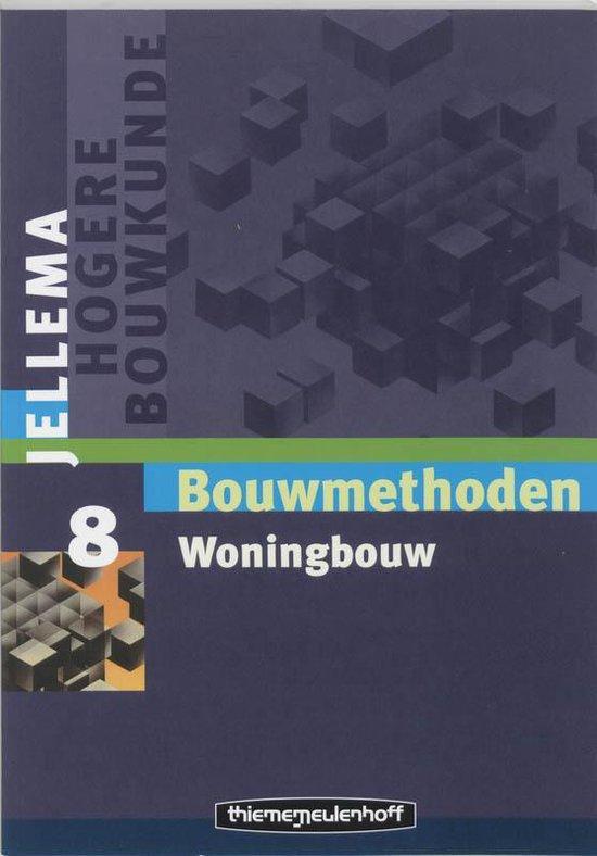 Jellema Bouwmethoden / 8 Woningbouw - P. Van Boom  
