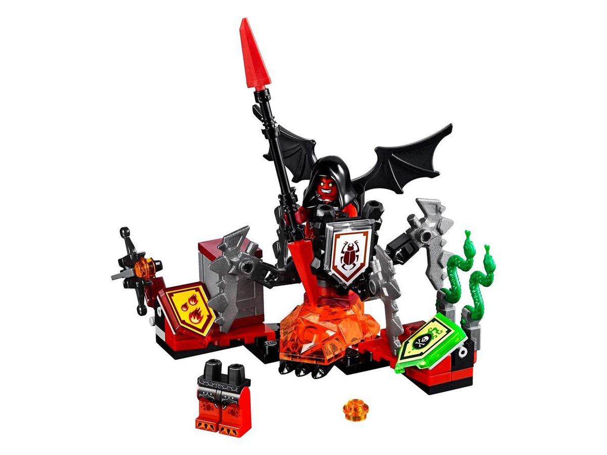 LEGO Nexo Knights Ultimate Lavaria - 70335 prijzen vergelijken. Klik voor vergroting.