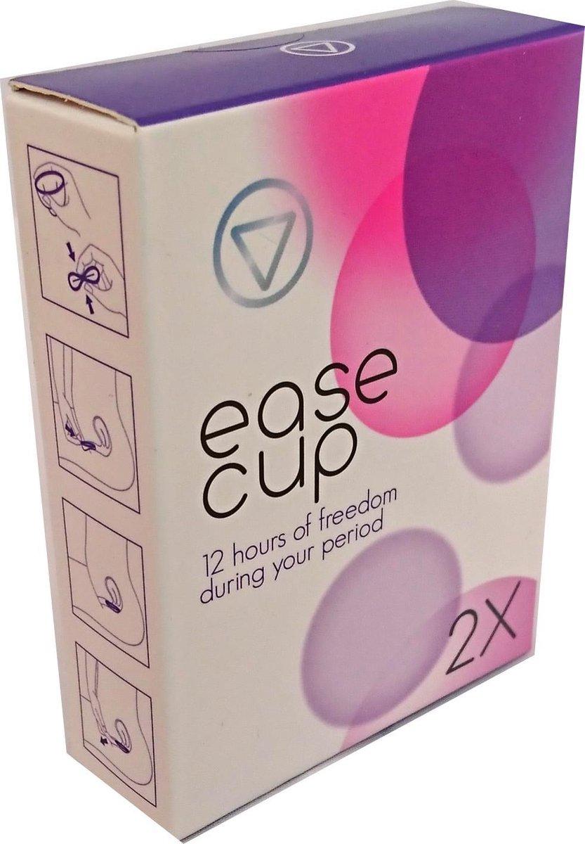 EaseCup - Menstruatiedisk - 2 disk