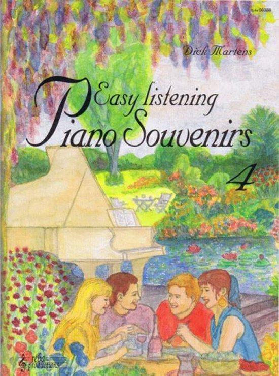 Easy listening piano souvenirs 4 - Martens Dick |