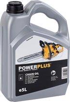 Powerplus POWOIL006 Kettingolie - 5 liter