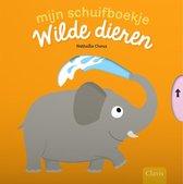 Mijn schuifboekje  -   Wilde dieren
