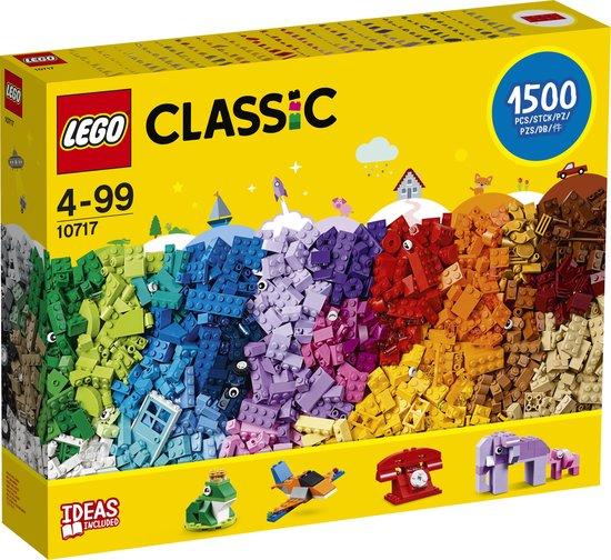 Afbeelding van LEGO Classic Stenen, Stenen, Stenen - 10717