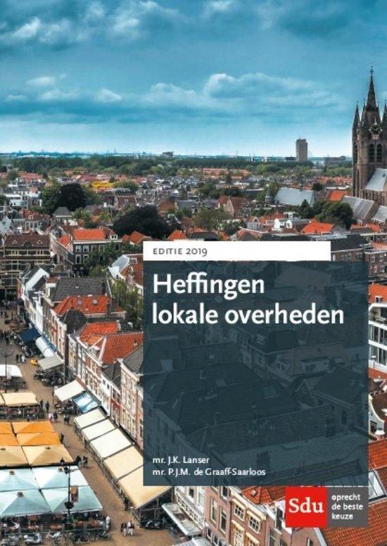 Heffingen lokale overheden. Editie 2019 - none pdf epub
