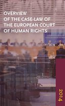 Overview of the case-law of the European court of human rights 2014