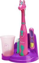 Bestron DSA3500P Pretty Pony - Elektrische tandenborstel