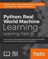 Python: Real World Machine Learning