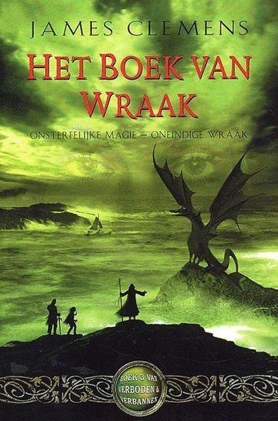 Het Boek Van Wraak - James Clemens |