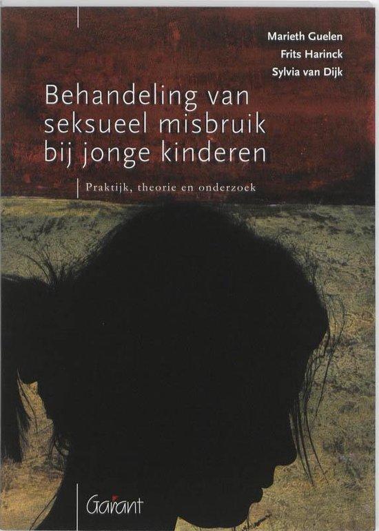 Behandeling van seksueel misbruik bij jonge kinderen - M. Guelen |