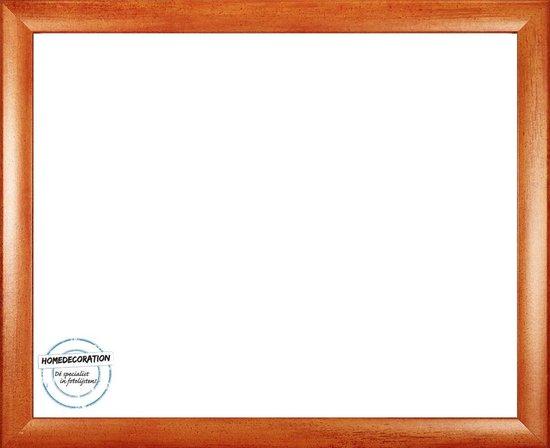 Homedecoration Colorado – Fotolijst – Fotomaat – 41 x 84 cm – Oranje geborsteld