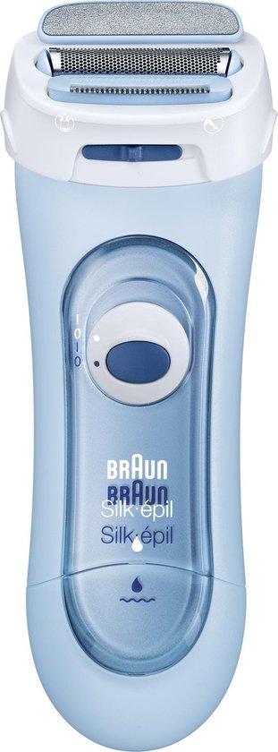Braun Silk-épil Lady Shaver 5-160 3in1 Nat&Droog Lady Shave Met 2 Extra's