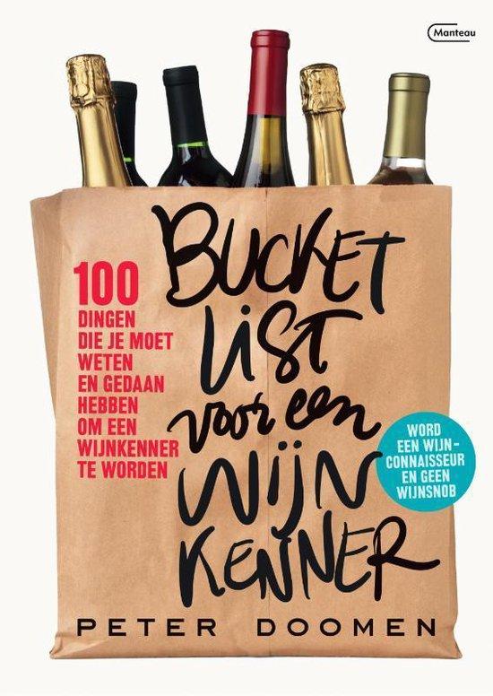 Bucketlist voor een wijnkenner - Peter Doomen | Fthsonline.com