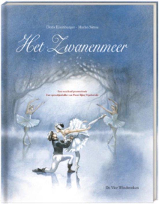 Boek cover Het zwanenmeer van M. Simsa (Hardcover)