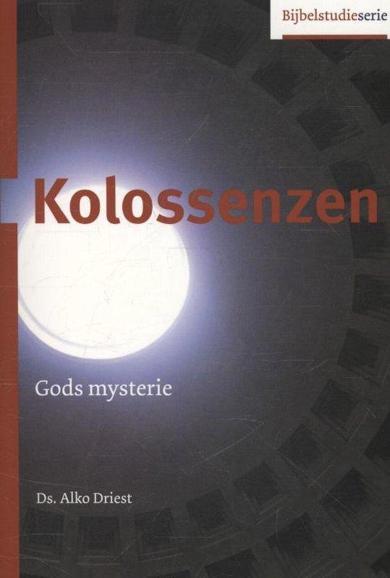 Bijbelstudieserie - Kolossenzen - Alko Driest | Readingchampions.org.uk