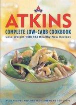 Atkins Complete Low Carb Cookbook