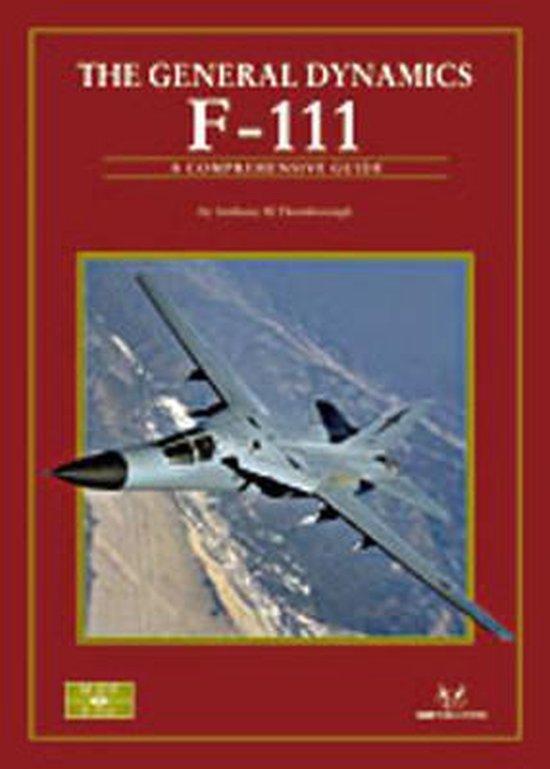 Afbeelding van General Dynamics F-111 Aardvark