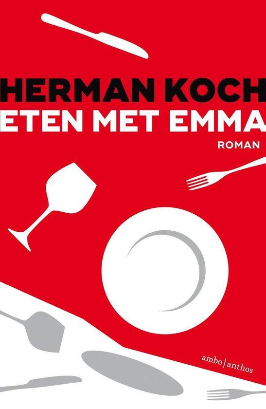 Eten met Emma - Herman Koch |