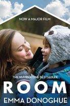Boek cover Room (Fti) van Emma Donoghue