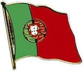 Pin Vlag Portugal