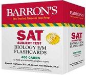 SAT Subject Test Biology E/M Flashcards