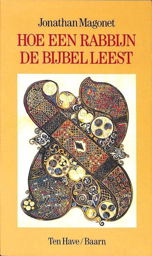 Hoe een rabbijn de Bijbel leest - Magonet |