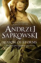 Boek cover Season of Storms van Andrzej Sapkowski