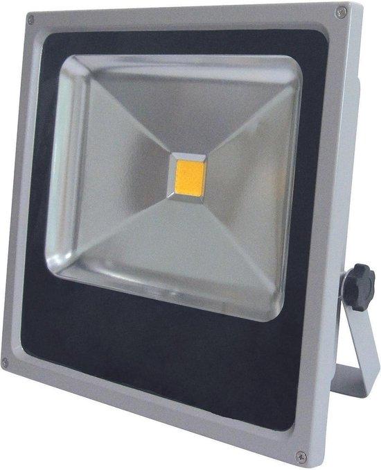 PROFILE LED straler flat - 50W - IP44 - grijs