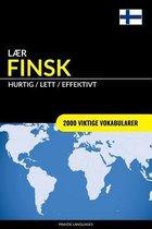 Laer Finsk - Hurtig / Lett / Effektivt