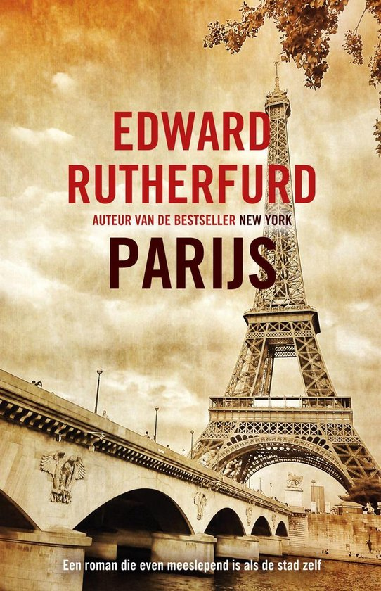 Parijs - Edward Rutherfurd | Readingchampions.org.uk