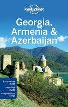 Lonely Planet: Georgia Armenia & Azerbaijan (4th Ed)