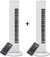 Clean Air Optima 405 - Torenventilator - 2 stuks