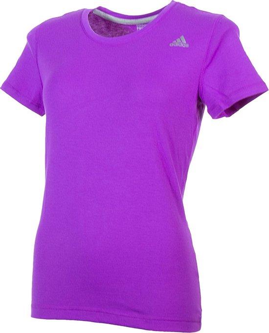 | adidas AIS Prime T shirt Dames Sportshirt Maat L