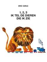 1, 2, 3 Ik tel de dieren die ik zie (maxi-editie)