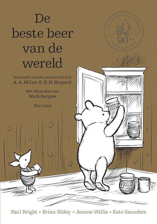 Boek cover De beste beer van de wereld van Paul Bright (Hardcover)