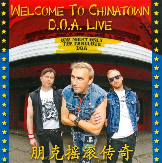 Welcome To Chinatown: Live