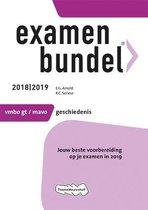Examenbundel vmbo-gt/mavo Geschiedenis 2018/2019