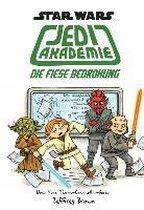 Star Wars Jedi Akademie 03 - Die fiese Bedrohung