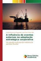A Influencia de Eventos Externos Na Adaptacao Estrategica Corporativa