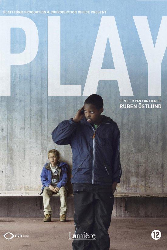 Cover van de film 'Play'