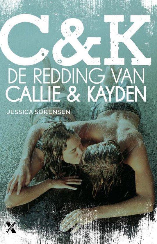 De redding van Callie en Kayden - Jessica Sorensen |