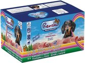 Renske Multidoos Vers Vlees - Hondenvoer - Mixdoos 24x395 g