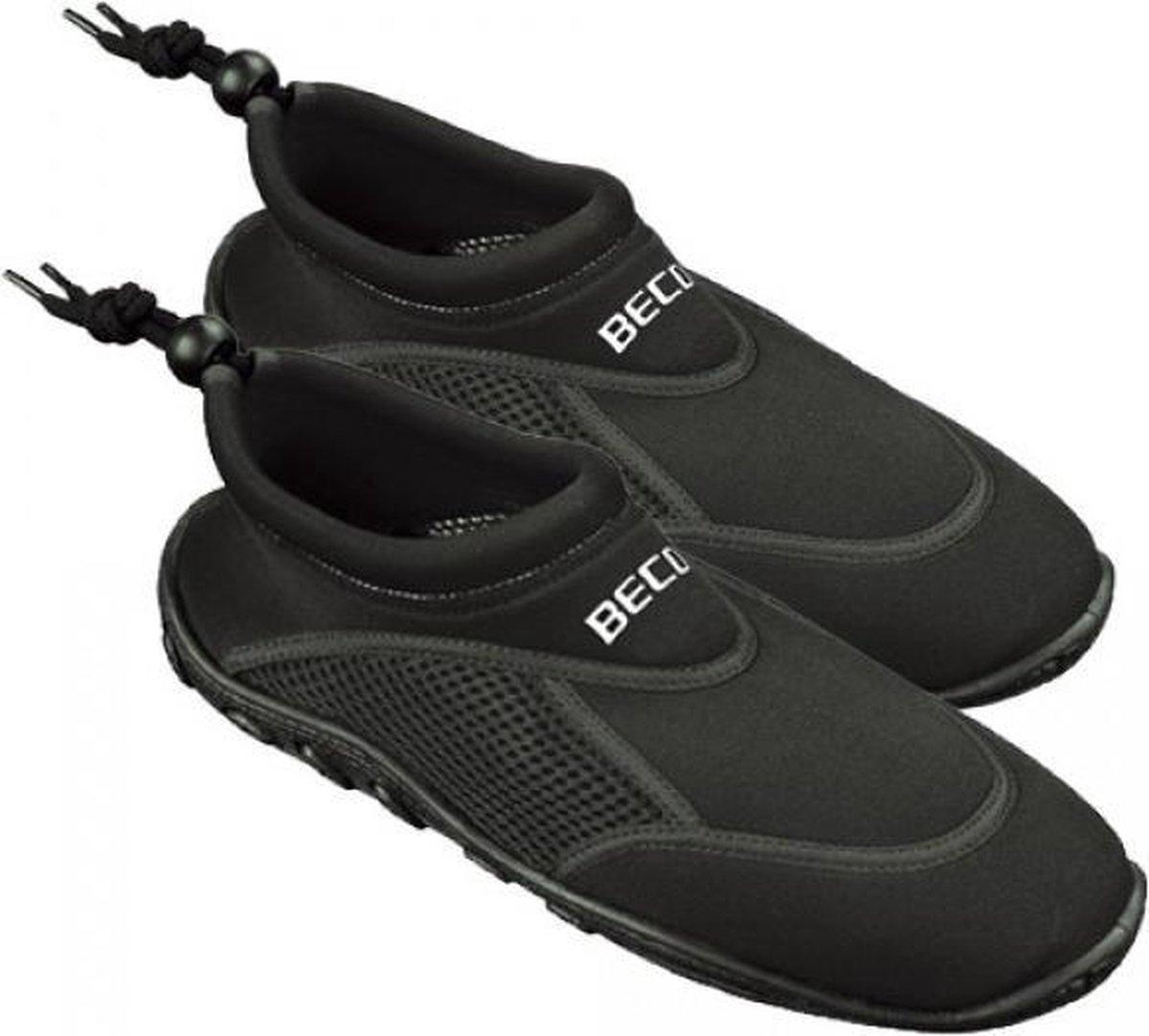 Beco - Waterschoenen - Volwassenen - Zwart - Maat 39