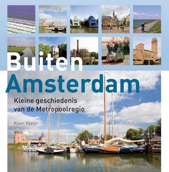 Boek cover Buiten Amsterdam van Koen Kleijn