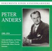 Dokumente einer Sangerkarriere: Peter Anders
