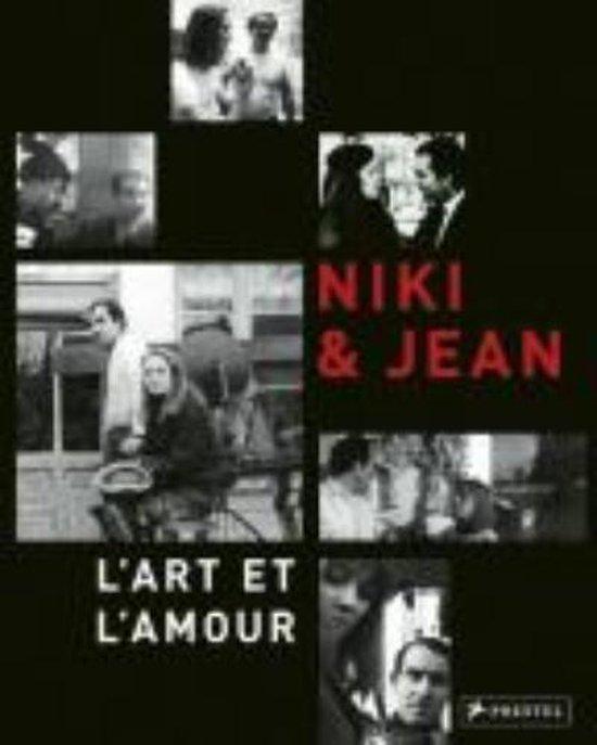 Cover van het boek 'Niki & Jean Bonnie und Clyde der Kunstwelt (du)'